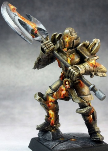 Golden Guardian, 60142 Reaper Miniatures, Inc.