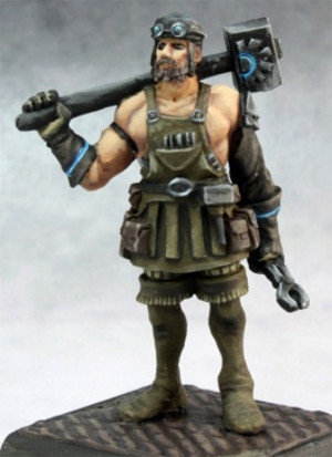 Ardoc Brotherhood, 60151 Reaper Miniatures, Inc.