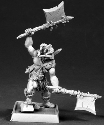 Cleric of Rovagug, 60157 Reaper Miniatures, Inc.