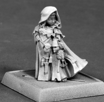 Enora, Iconic Arcanist, 60178 Reaper Miniatures, Inc.