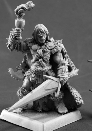 Kevoth Kul the Black Sovereign, 60189 Reaper Miniatures, Inc.