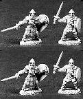 Anhurian Swordsmen (4) (OOP)