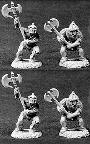 Orcs with Two Handed Weapons (4) (OOP)