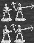Skeletal Crossbowmen (4) (OOP)