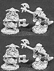 Dwarves with two handed Axes (4) (OOP)