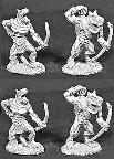 Lizardmen Archers (4) (OOP)