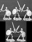 Skeletons with Swords (5) (OOP)