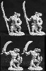 Lizardmen Warriors (4) (OOP)