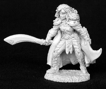 Roseblack (Discontinued), 61006 Reaper Miniatures, Inc.
