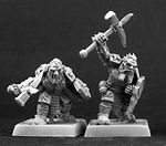 Dark Dwarf Warriors (9) (OOP)