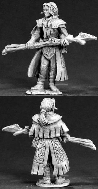 Piers, Young Mage (Discontinued), 65006 Reaper Miniatures, Inc.