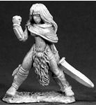 Lorna the Huntress, Female Barbarian (Discontinued)