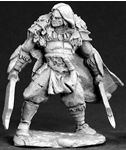 Kjell Bloodbear, Barbarian (Discontinued)