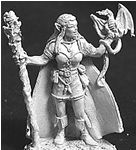 Elisha Lightsedge, Female Elf (OOP) (Discontinued)