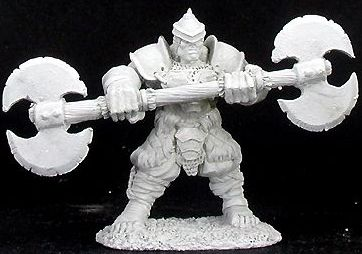 Kurz, Half Orc Fighter (Discontinued), 65034 Reaper Miniatures, Inc.