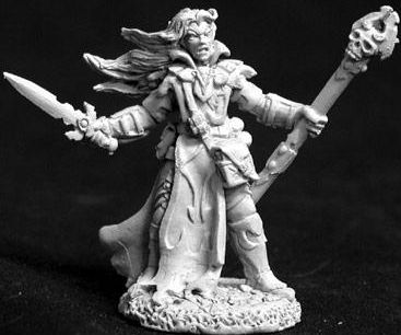 Shadam, Dark Elf (Discontinued), 65044 Reaper Miniatures, Inc.