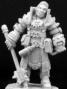Silas, Cleric (Discontinued), 65045 Reaper Miniatures, Inc.