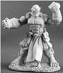 Gungor, Half Orc Monk (Discontinued)
