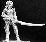 Fiara, Female Elf (OOP) (Discontinued)