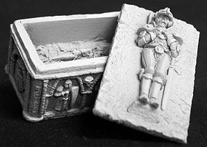 Medieval Sarcophagus (Discontinued), 65083 Reaper Miniatures, Inc.