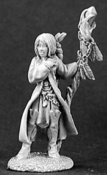 Sharyn, Female Wizard (Discontinued), 65093 Reaper Miniatures, Inc.