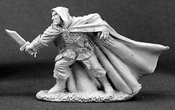 Torin, Thief (Discontinued), 65094 Reaper Miniatures, Inc.