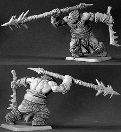 Frost Giant Warrior (Discontinued), 65100 Reaper Miniatures, Inc.
