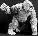 Kabaka K'wana, Giant Ape Lord (Discontinued)