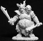 Lardgulp, Two Headed Troll (Discontinued)