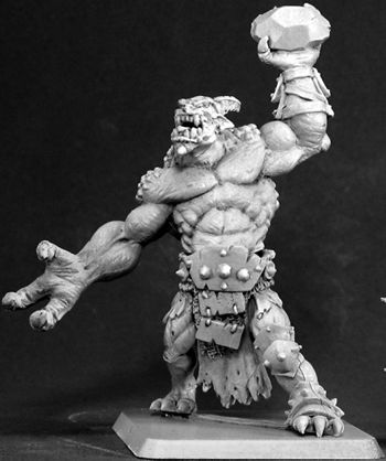Ice Troll (Discontinued), 65115 Reaper Miniatures, Inc.