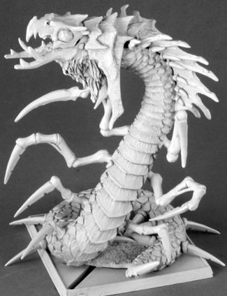 Frost Wyrm (Discontinued), 65116 Reaper Miniatures, Inc.