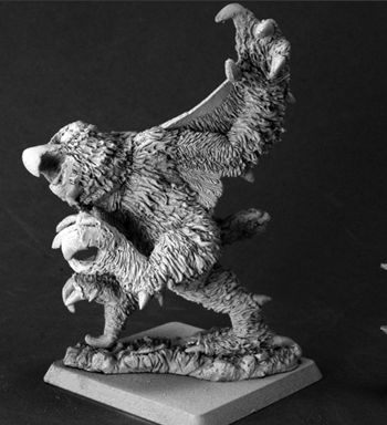Owlbear (Discontinued), 65123 Reaper Miniatures, Inc.