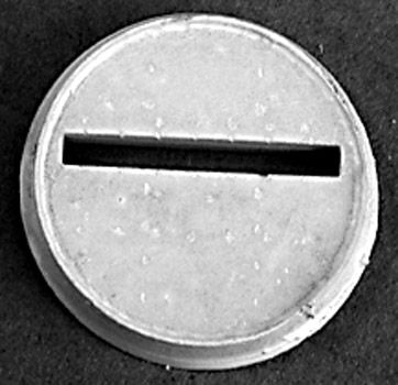 1 Inch Round Metal Base (4) (Discontinued), 74017 Reaper Miniatures, Inc.