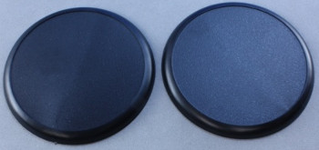60mm Round Plastic Display Base (10), 74031 Reaper Miniatures, Inc.