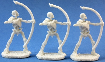 Skeleton Archer (3), 77018 Reaper Miniatures, Inc.