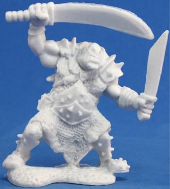 Orc Stalker (Two Weapons), 77051 Reaper Miniatures, Inc.