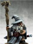 Khael Stonekindle, Dwarf Wizard