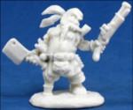 Gruff Grimecleaver, Dwarf Pirate