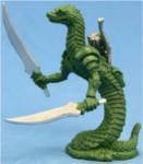 Snakeman Warrior