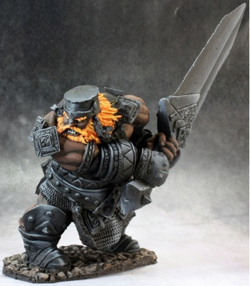 fire giant miniature - photo #1