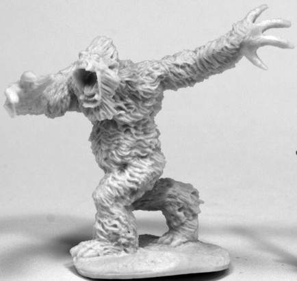 Yeti Warrior, 77435 Reaper Miniatures, Inc.