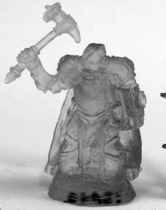 Invisible Cleric, 77451 Reaper Miniatures, Inc.