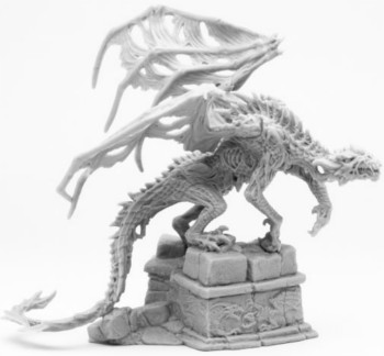 Zombie Dragon, 77466 Reaper Miniatures, Inc.