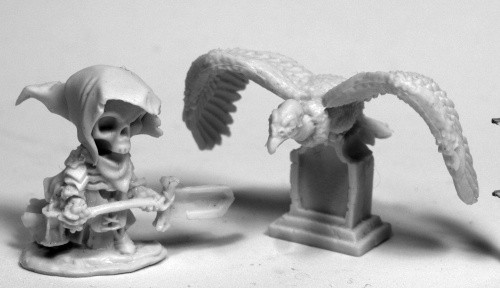 Mr. Bones & Buzzy, 77485 Reaper Miniatures, Inc.