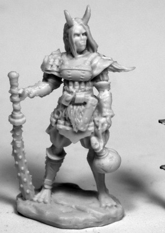Female Oni, 77486 Reaper Miniatures, Inc.