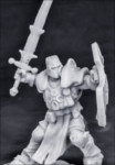 Crusader Champion (attacking)