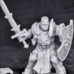 Crusader Swordsman (standing)