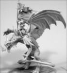 Kyra / Lavarath (Dragon and Rider)