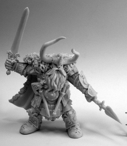 Frost Giant King, 77591 Reaper Miniatures, Inc.