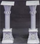 Graveyard Column (x2)